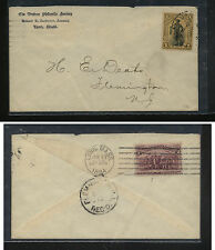 North  Borneo  59 /  US 231 on cover to US  1894     KL0529