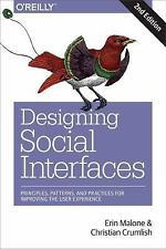 Designing Social Interfaces : Principles, Patterns, and Practices for...