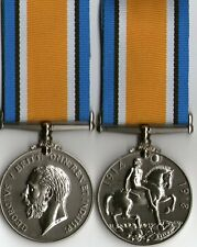 British War Medal WWI Copy