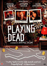 Playing Dead (DVD, 2015)France/Unemployed Actor Becomes Crime Scene Body Model