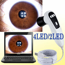 NEW 5.0MP 4 LED/ 2 LED USB IRISCOPE, IRIDOLOGY CAMERA with Pro software