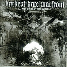 "Darkest Hate Warfront ""Satanik Annihilation Kommando"" (NEU / NEW)"
