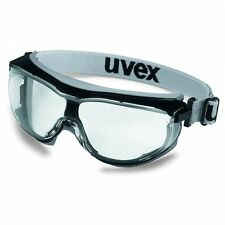 UVEX Carbon Vision Goggles - Clear Lens Safety Sport Cycling Skiing - High Tech