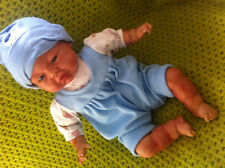 PARTIAL REBORN A JUAN DOLL  PAINTED HAIR WEIGHTED CRIES SAYS MAMA ETC