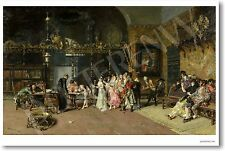 The Spanish Wedding - Mariano Fortuny 1870 - NEW Fine Arts Poster