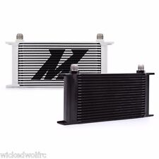 Mishimoto Universal 19-Row Oil Cooler, Silver