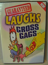 Guaranteed Laughs: Gross Gags - As NOT seen On TV  - *New / Sealed*