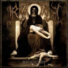 Ragnarok - Malediction CD 2012 black metal Norway Agonia
