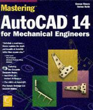 Mastering Autocad 14 for Mechanical Engineers-ExLibrary