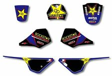 Graphics Decals Stickers Kit For Off Road Motobike Racing Bike For YAMAHA PW80