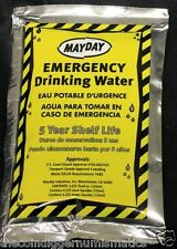 10 MAYDAY DRINKING WATER EMERGENCY SUPPLY BUGOUT SURVIVAL PREP CAMPING HIKING