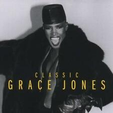 "CD Grace Jones ""Classic"" *The Masters Collection* NEU/OVP"