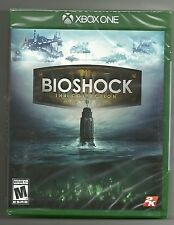Bioshock The Collection . BRAND NEW . sealed . Microsoft Xbox One