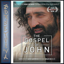 THE GOSPEL OF JOHN *BRAND NEW DVD ***