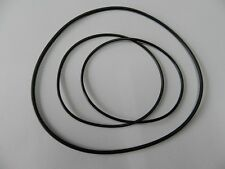 Set Cinghia GRUNDIG TK 46/47 rubber Drive Belt Kit