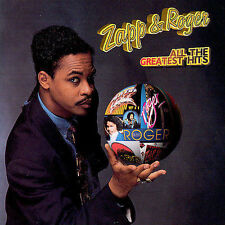 All the Greatest Hits by Zapp & Roger (CD, Oct-2007, Reprise)