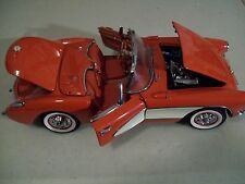 DANBURY MINT 1956 CORVETTE LIMITED EDITION