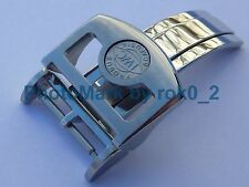 IWC PROBUS SCAFUSIA S/S 18mm Deployment Deployant Clasp Buckle Ref. IWA46678 NEW