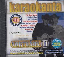 La Leyenda Gael Garcia Pesado Tigres Del Norte Nortenos 11 Karaoke New SEALED