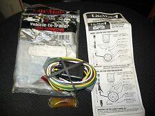 VEHICLE TO TRAILER WIRE HARNESS CONNECTOR KIT 91-94 FORD EXPLORER MAZDA NAVAJO