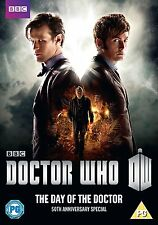 Doctor Who: The Day of the Doctor - 50th Anniversary Special - Smith & Tennant