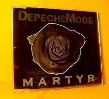 MAXI Single CD Depeche Mode Martyr 1TR 2006 Electro Synth-pop Rock PROMO !