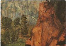 Art Collage German Postcard -500 Year Birthday of Albrecht Durer-  Bonn 1971