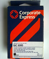 Corporate Express 350 33 01 black for Canon BJC-3000 6000 BJI-6500 I MP F30 S400