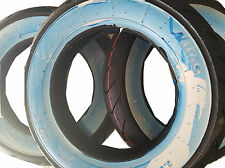 SAVA MITAS 3 50 10 VESPA LAMBRETTA HIGH SPEED RATED TYRE WHITEWALL X 3