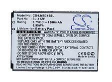 3.7v Batteria per LG Optimus l50 RISIO TRIBUTE 2 bl-41zh Premium Cella UK NUOVO