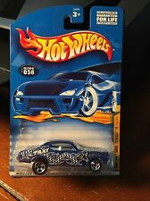 2001 Hot Wheels Turbo Taxi Series '70 Chevelle SS #56