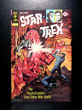 COMICS: Gold Key: Star Trek #34 (1975) - RARE (batman/man from uncle/flash)