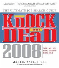 Knock 'em Dead : The Ultimate Job Search Guide by Martin Yat…