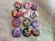 Party Bag Fillers X 15 MY LITTLE PONY  BADGES