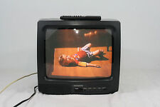 Magnasonic MCT5300 13'' Small CRT Color TV Television Gaming RV Camper W/ REMOTE