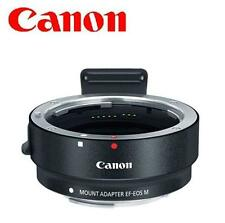 New & Genuine CANON EF EF-S to EOS-M Lens Mount Adapter Ring - Bulk Package NEW!