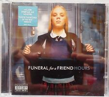 "Funeral for a Friend - Hours (CD 2005) Features ""Streetcar"" ""Monsters"""