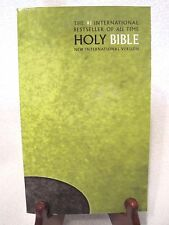 Holy Bible New International Version by The American Bible society 1984 GUC