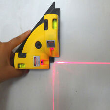 Right Angle 90 Degree Vertical Horizontal Laser Line Projection Square Level abu