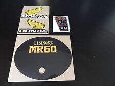 1975 Honda MR50 K1 full decal sticker kit Vintage Motocross AHRMA