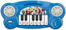 MARVEL AVENGERS Mini Travel Piano Electronic Keyboard Toy Stocking Filler NEW