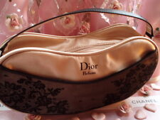100%AUTHENTIC Exclusive DIOR COUTURE Jadore BEAUTY MAKEUP TRAVEL Clutch LACE BAG