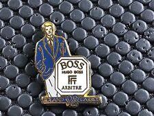 pins pin tennis ROLAND GARROS 1992 HUGO BOSS ARBITRE   ARTHUS BERTRAND