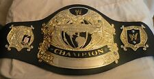 WWE  WWE CHAMPION CHAMPIONSHIP BELT KIDS WWF 2002 JAKKS PACIFIC WRESTLING BELT