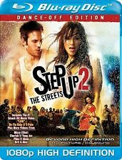 STEP UP 2 THE STREETS New Sealed Blu-ray Dance Off Edition