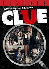 New: CLUE: A Movie Mystery Adventure DVD (2011)