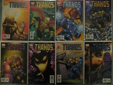 Thanos 19 issues comic book lot Marvel Universe Avengers Imperative Guardians
