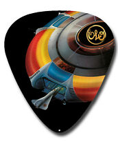 E.L.O. PLECTRUM SHAPED METAL WALL SIGN 290MM X 390MM, ELECTRIC LIGHT ORCHESTRA
