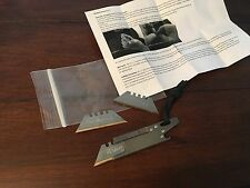 Rexford RUT Second Generation Titanium Utility Tool (not TAD GEAR) Extra Blades
