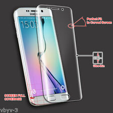 For Samsung Galaxy S6 Edge ShockProof Screen Protector Film Guard with Curved